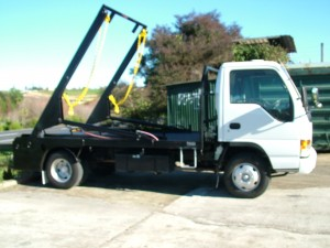 Gantry truck up to 4.5 tonne
